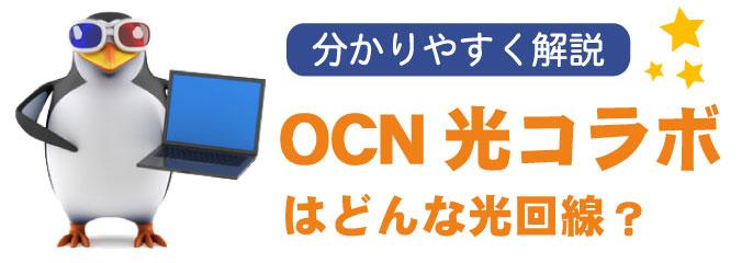 OCN光とは